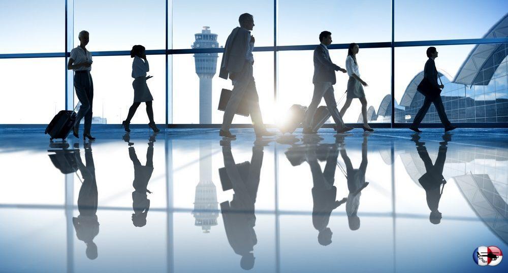 Авиаперевозка иностранных и российских туристов