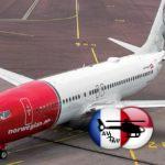 Авиаперевозчик Norwegian сокращает провозные емкости