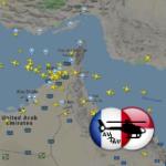 Крупные авиаперевозчики решили приостановить полеты в Иране